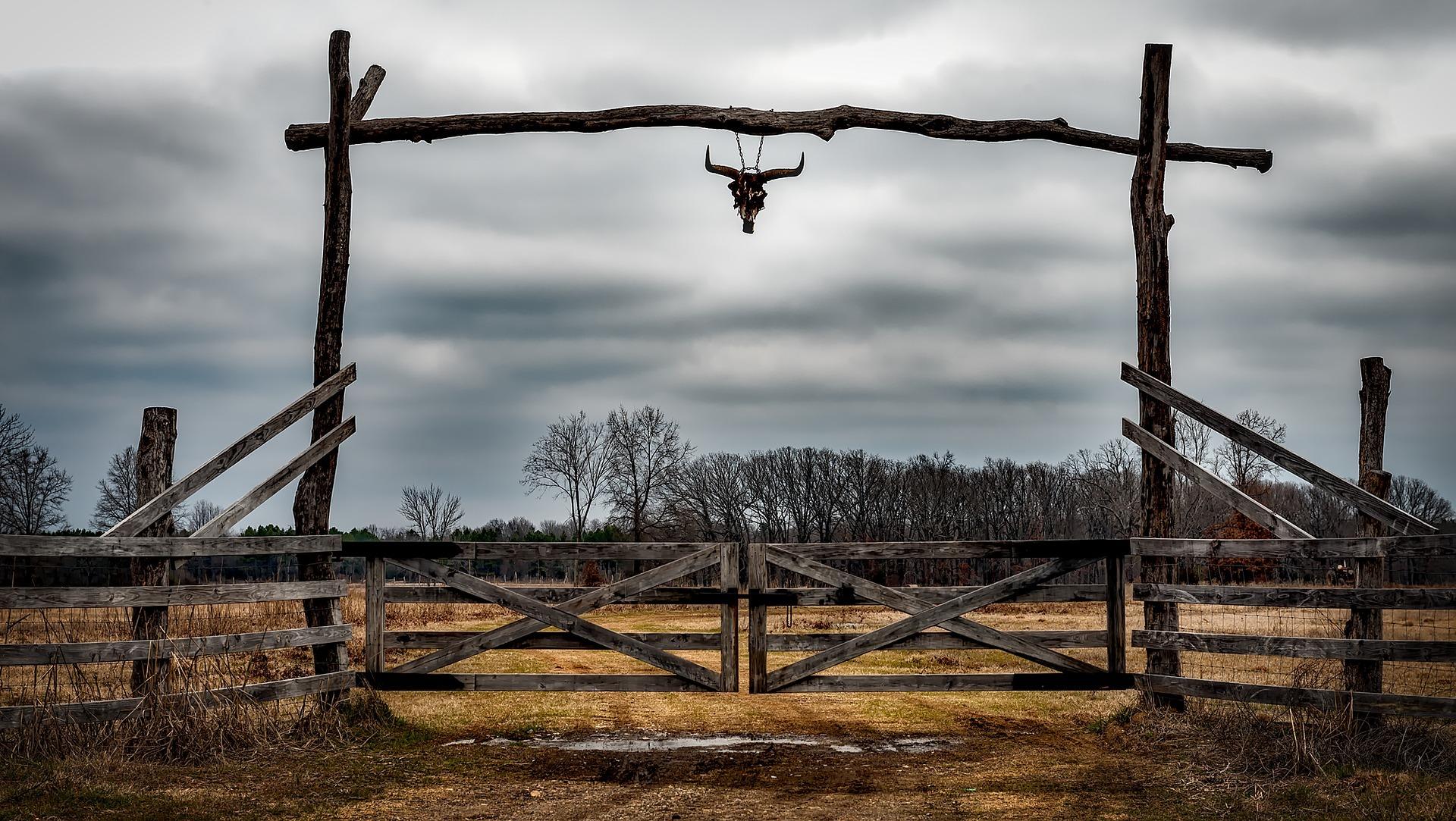 Old Ranch in Burleson, Texas - GoodwillCarDonation.org
