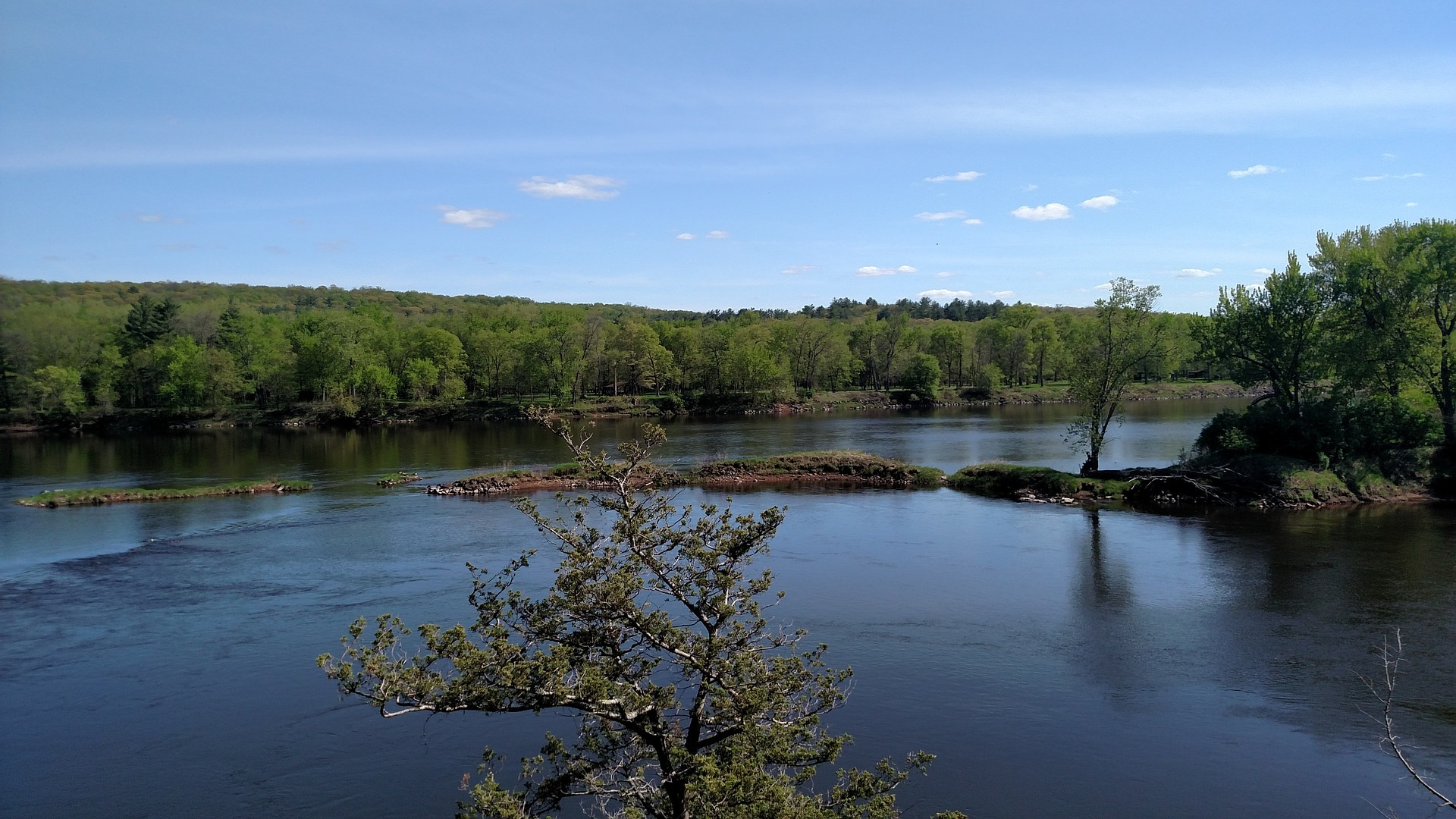 View from a River in Bloomington, Minnesota - GoodwillCarDonation.org