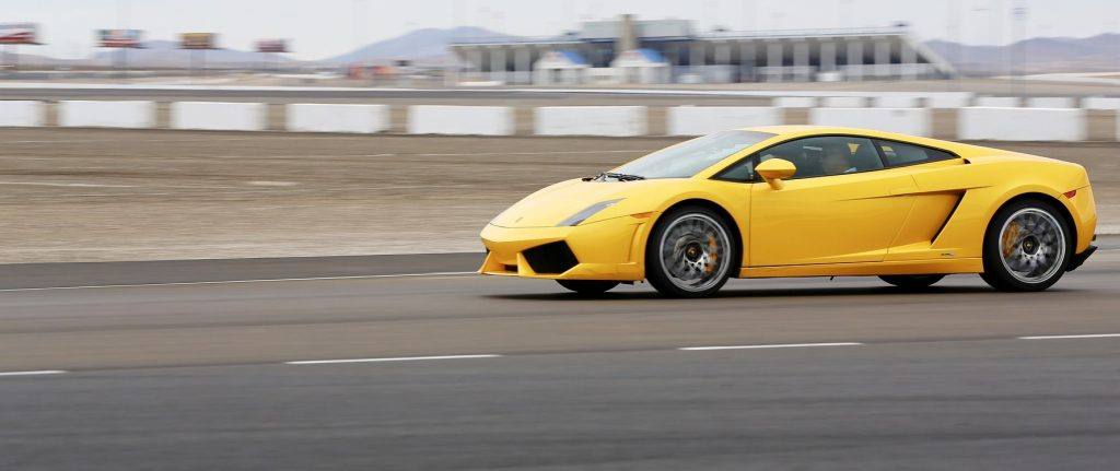 Running Lamborghini along the Streets of Rogers, Minnesota | Goodwill Car Donations