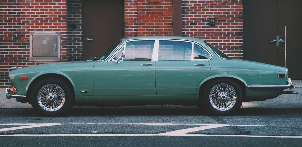 Parked Oldtimer in Savannah, Georgia | Goodwill Car Donations