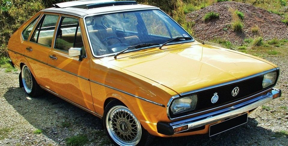 Yellow Oldtimer Volkswagen in Sebastian, Florida | Goodwill Car Donations