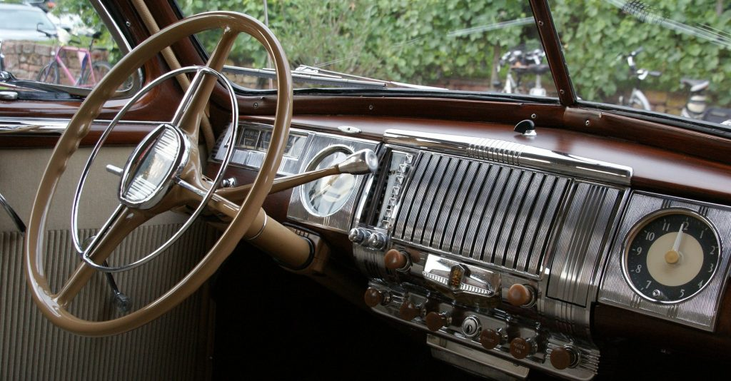 Classic Car Interior in Semmes, Alabama | Goodwill Car Donations