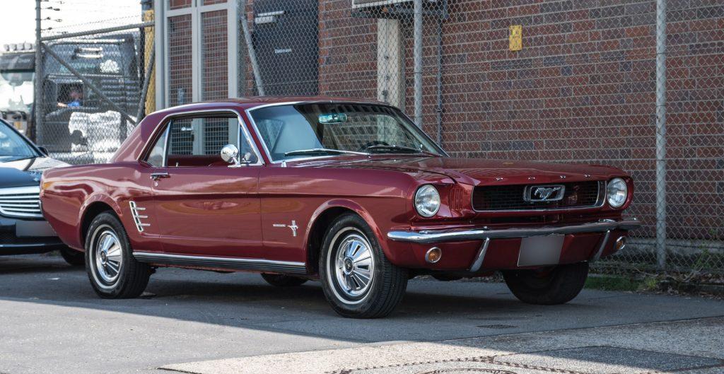Oldtimer Mustang in Seneca, South Carolina | Goodwill Car Donations