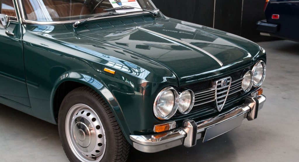 Classic Alfa Romeo Oldtimer in Stafford, Virginia | Goodwill Car Donations
