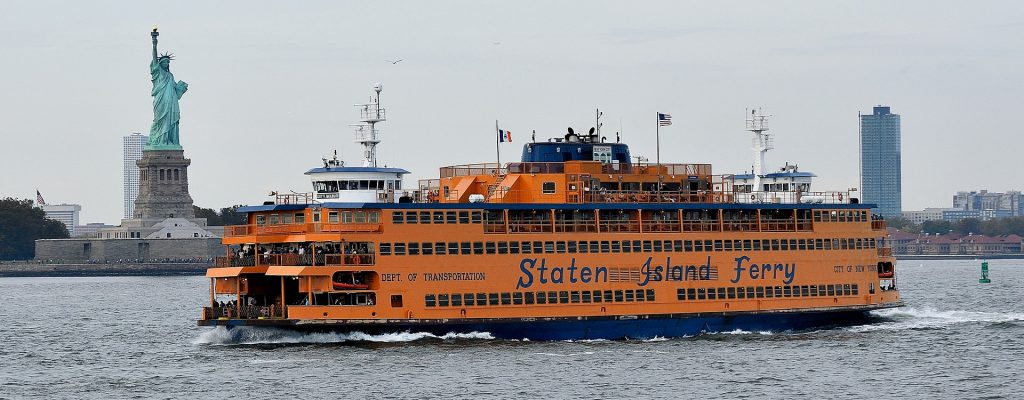 Ferry Boat Ride in Staten Island, New York | Goodwill Car Donations
