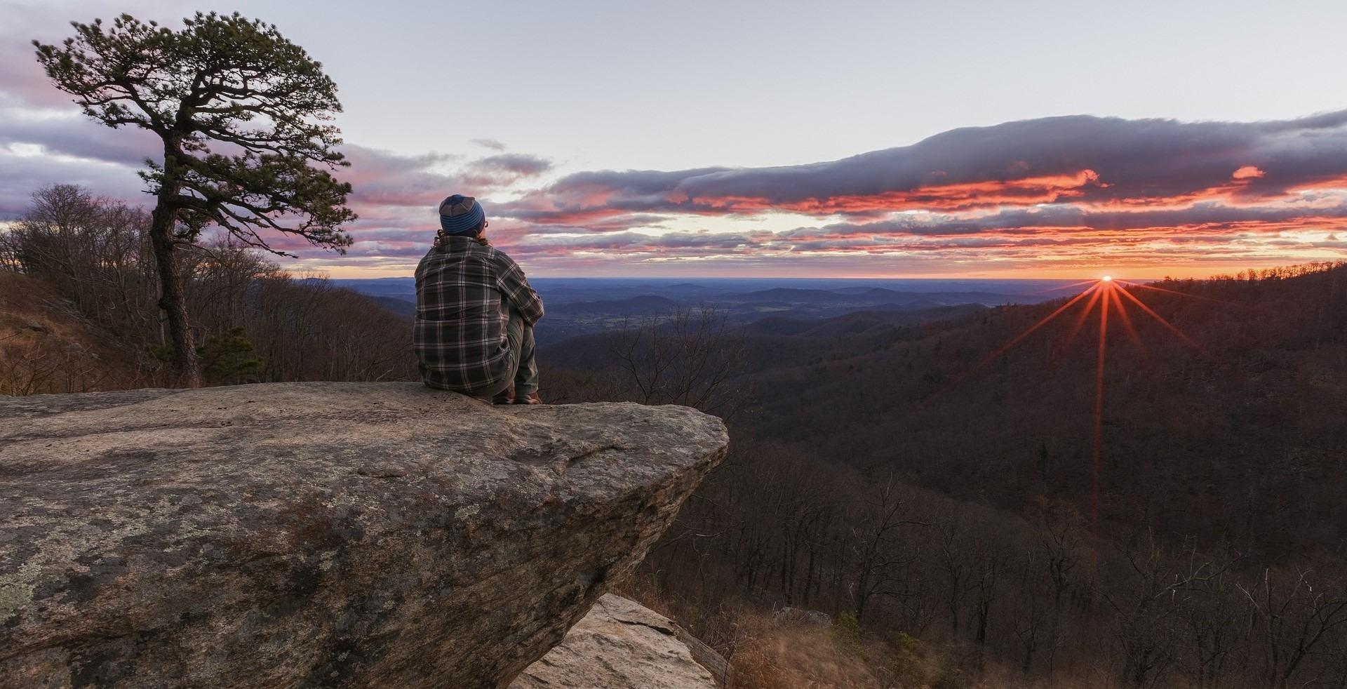 Overwhelming Sunrise in Annandale, Virginia - GoodwillCarDonation.org