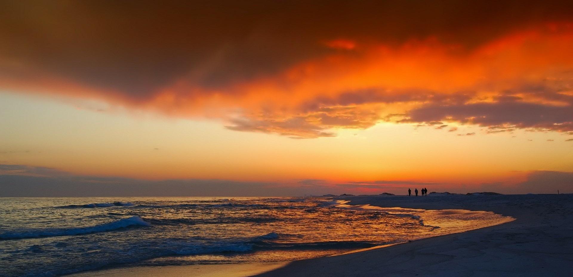 Sunset in Clewiston, Florida - GoodwillCarDonation.org