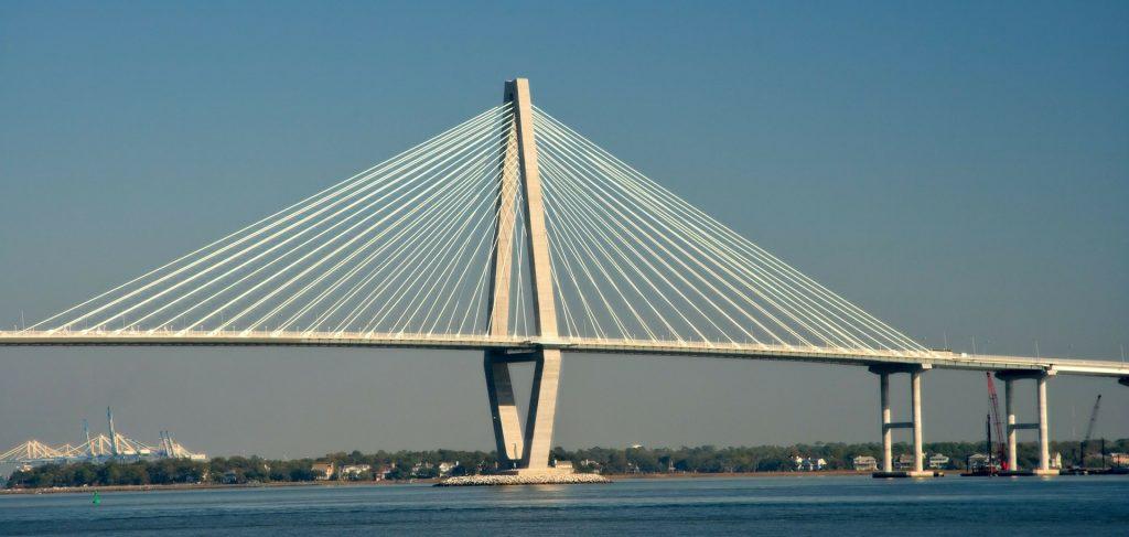 Suspension Bridge in Charleston, South Carolina | Goodwill Car Donations