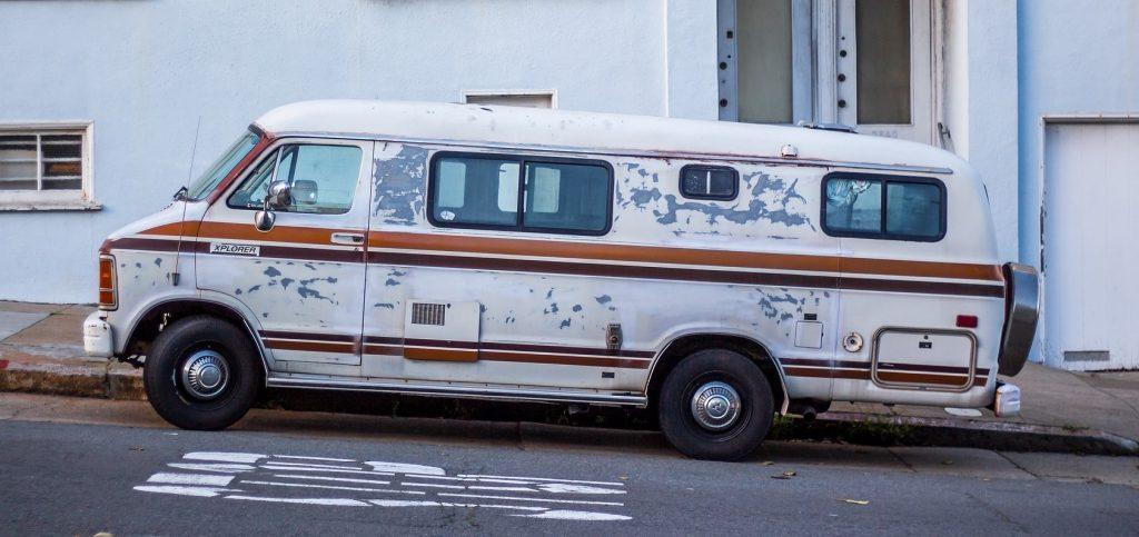 Old Van in Wando, South Carolina | Goodwill Car Donations