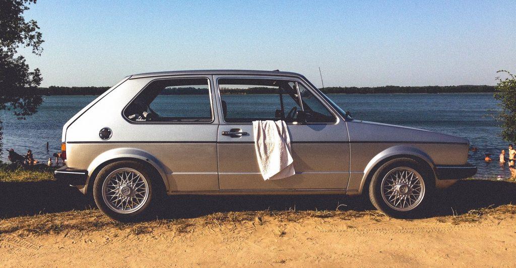 Parked Oldtimer in Wando, South Carolina | Goodwill Car Donations
