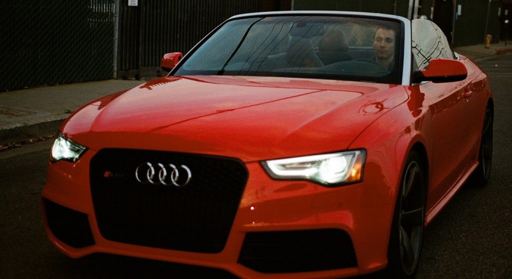 Classic Red Audi Convertible in Westchester, New York | Goodwill Car Donations