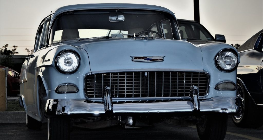 Oldtimer Car in Winston Salem, North Carolina | Goodwill Car Donations