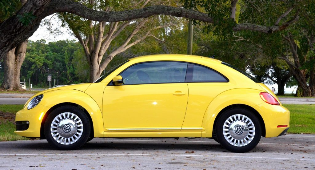 Yellow Car in Granbury, Texas | Goodwill Car Donations