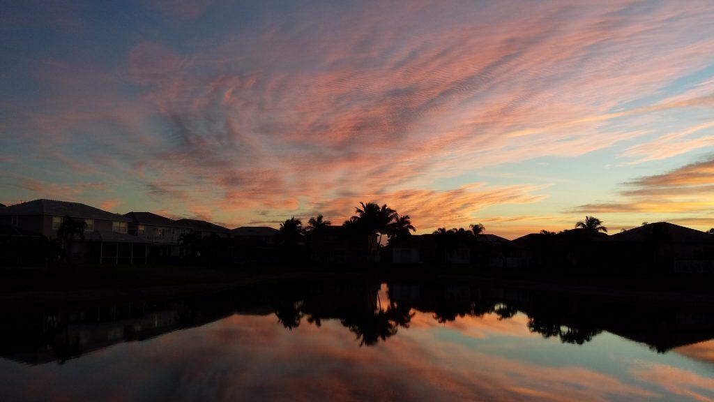 Sunrise in Boca Raton, Florida   Goodwill Car Donations