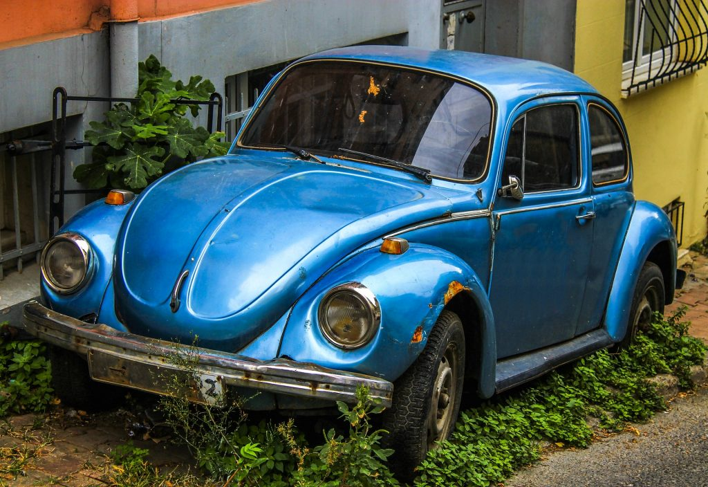 Old Beetle in Ewing, New Jersey | Goodwill Car Donations