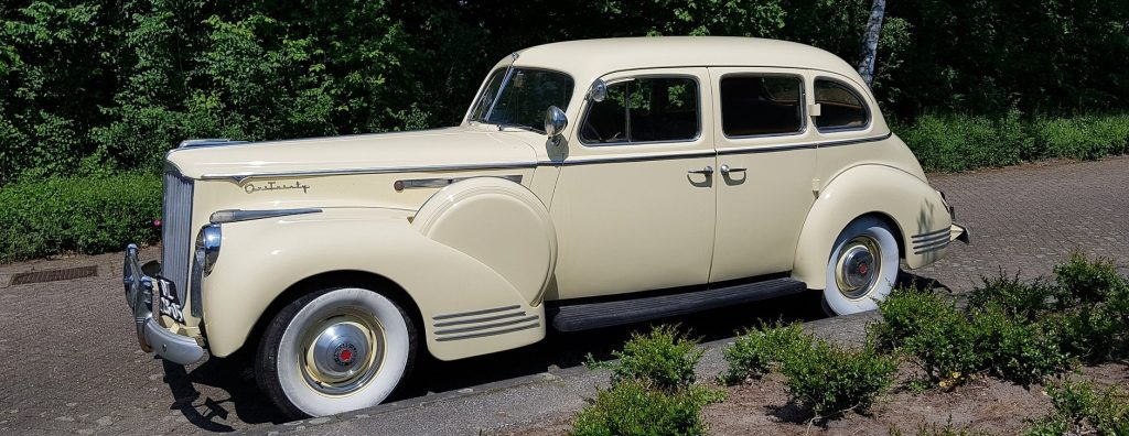 Vintage Packard in Fairfield, New Jersey | Goodwill Car Donations