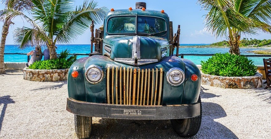 Old Truck in Fort Pierce, Florida | Goodwill Car Donations