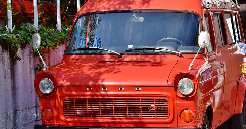 Old Van in Ho-Ho-Kus, New Jersey | Goodwill Car Donations