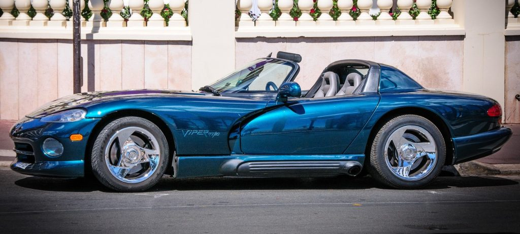 Dodge Viper in Jupiter, Florida | Goodwill Car Donations