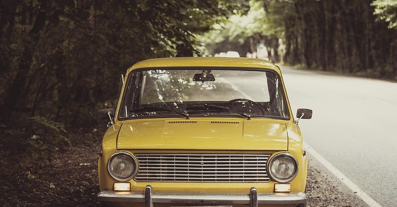 Old Car in Lake Ronkonkoma, New York | Goodwill Car Donations
