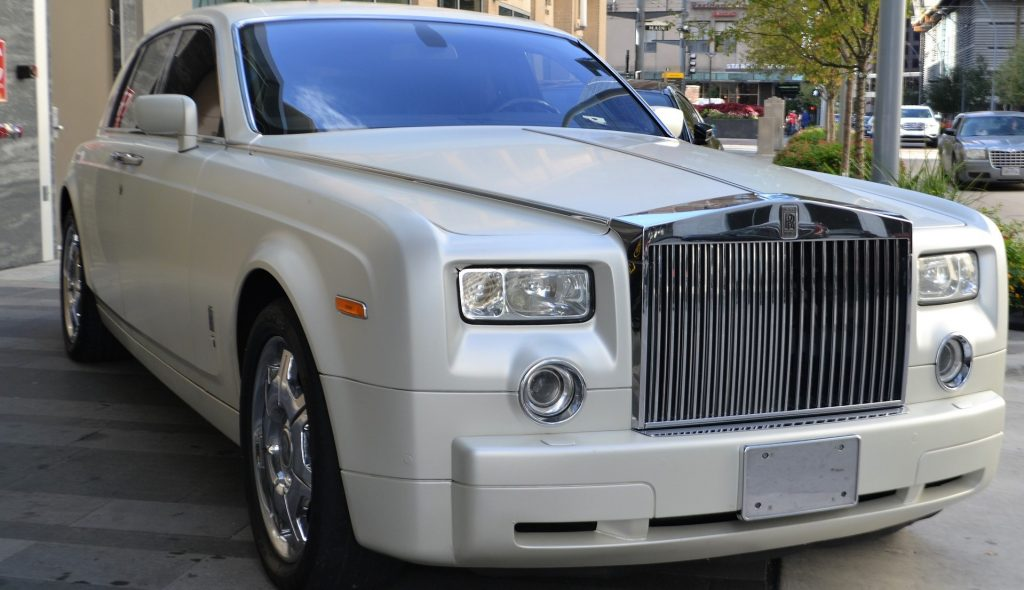 Rolls Royce in Medford, New Jersey | Goodwill Car Donations