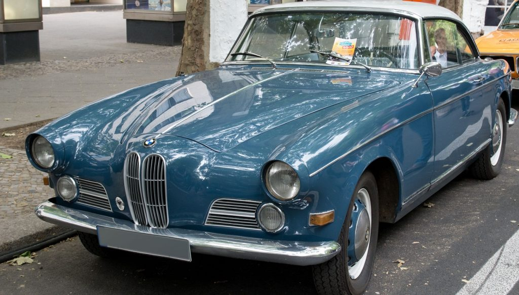 Oldtimer BMW in Morristown, New Jersey | Goodwill Car Donations