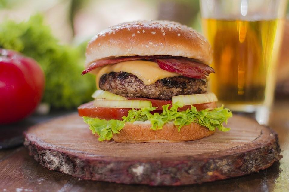 Burger in a Platter | Goodwill Car Donations