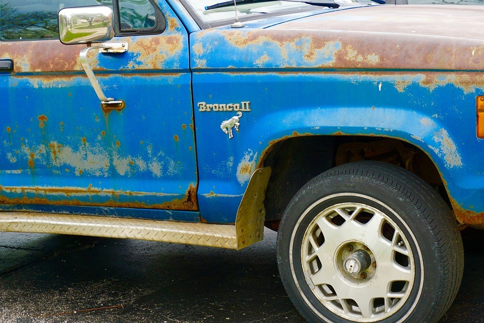 Oldtimer Bronco in Exton, Pennsylvania | Goodwill Car Donations