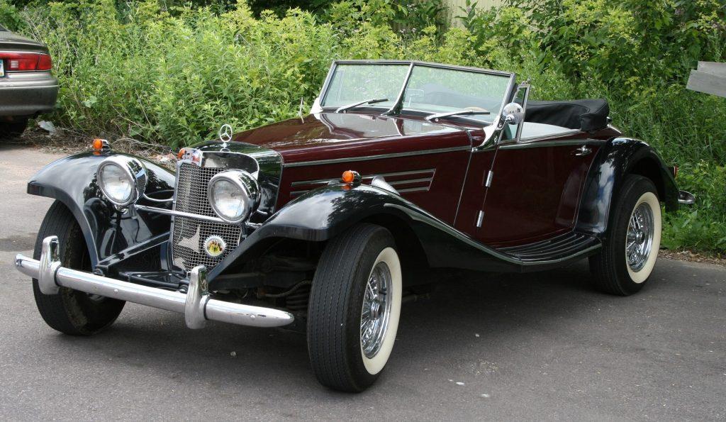 Vintage Car in Exton, Pennsylvania | Goodwill Car Donations