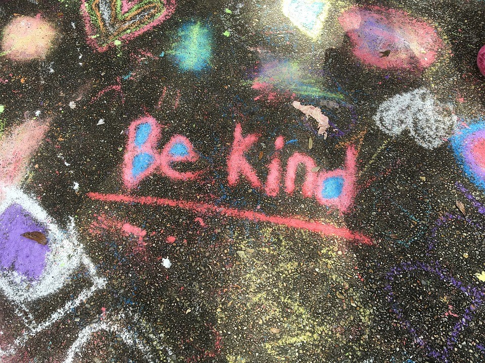 Be Kind Artwork | Goodwill Car Donations