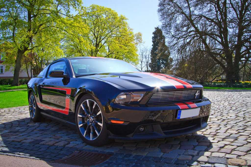Ford Mustang for First Time Drivers | Goodwill Car Donations
