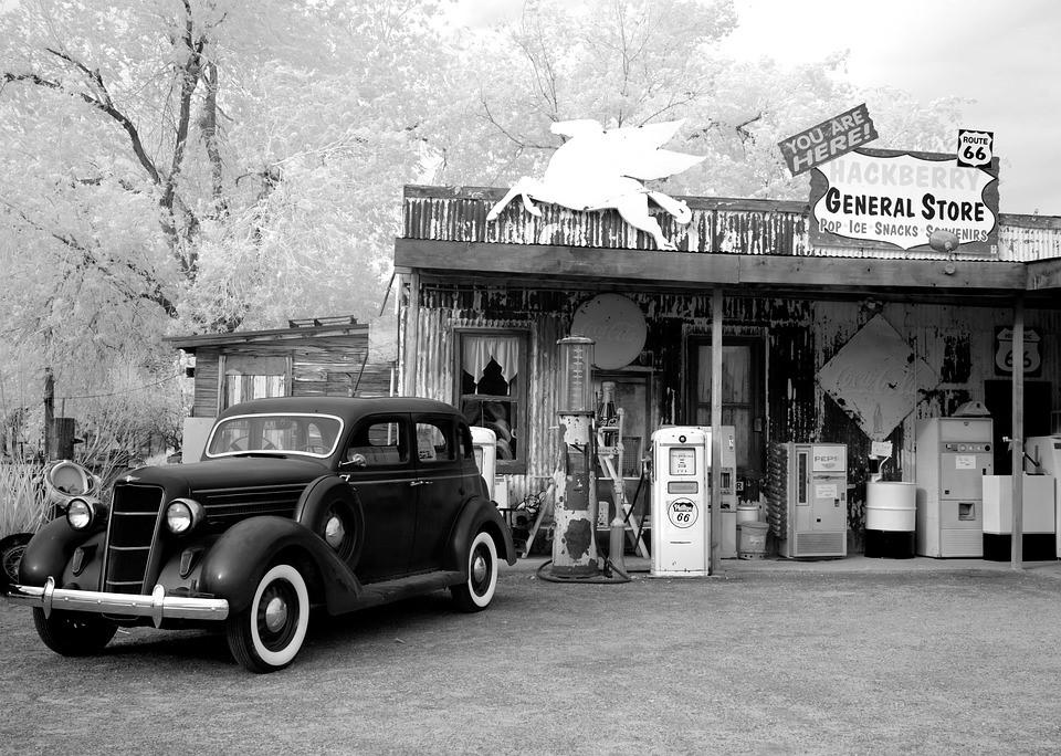 Oldtimer Car in Hurst, Texas | Goodwill Car Donations