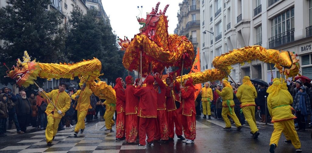 Chinese Dragon Dance | Goodwill Car Donation