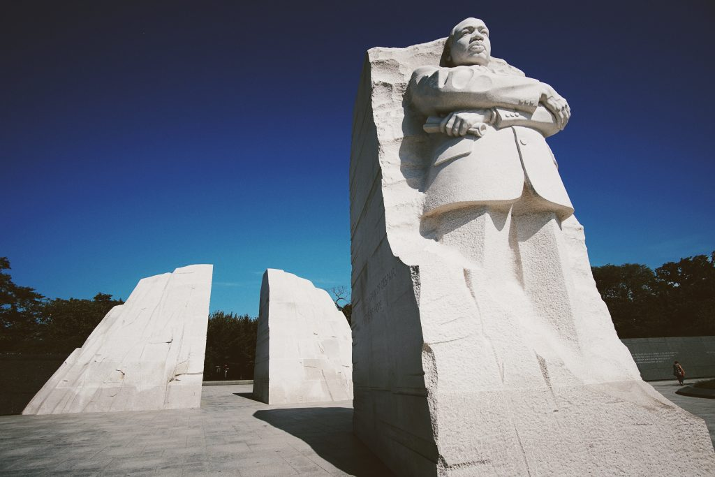 Martin Luther King Jr. Memorial in Washington DC | Goodwill Car Donation