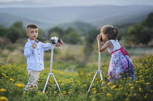 Little Photographers | Goodwill Car Donations