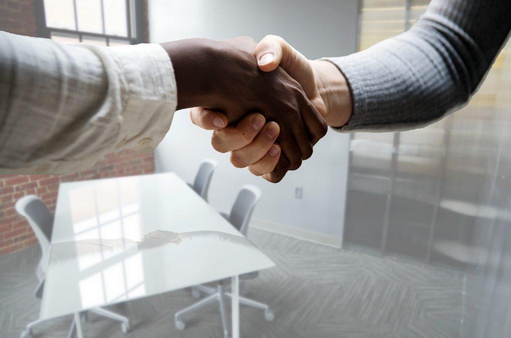 Job Handshake   Goodwill Car Donations