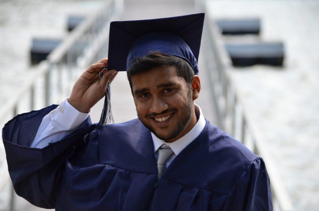 Newly Graduated Man | Goodwill Car Donations