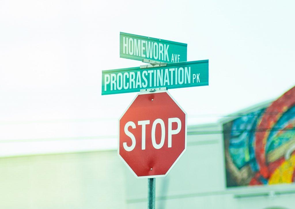 Procrastination | Goodwill Car Donations