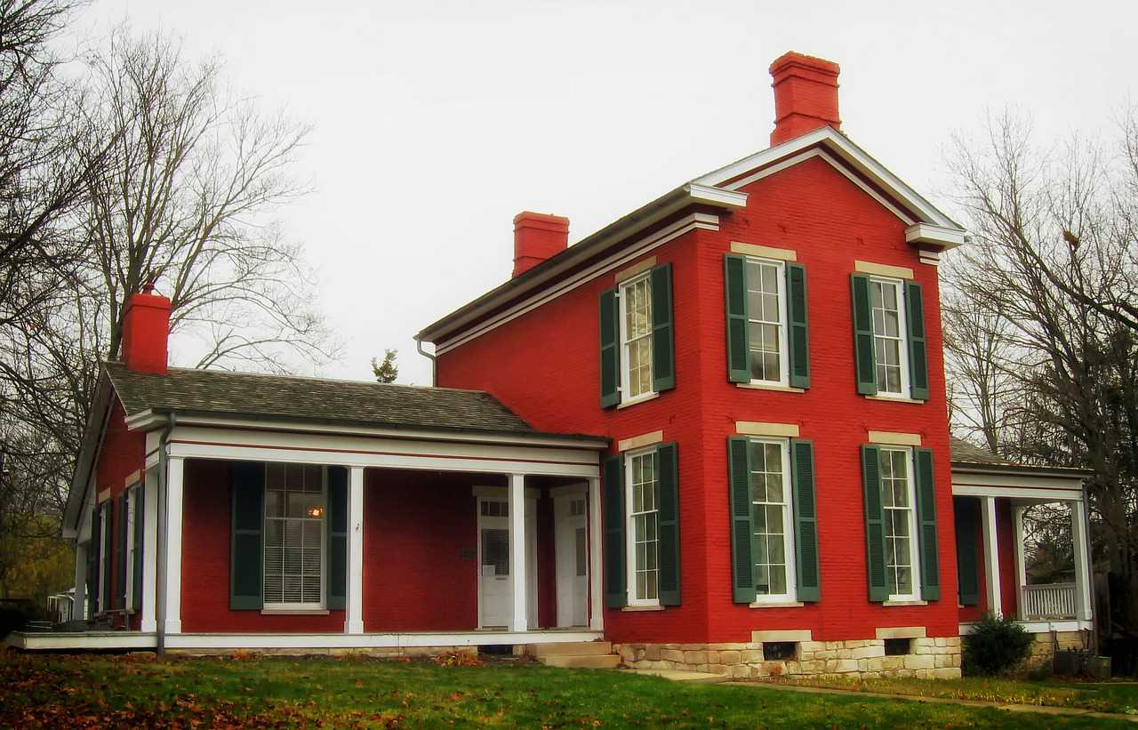 Blair Dunning House Landmark in Bloomington, Indiana | Goodwill Car Donations