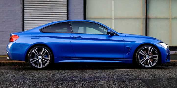 Blue BMW in Anderson, Indiana | Goodwill Car Donations