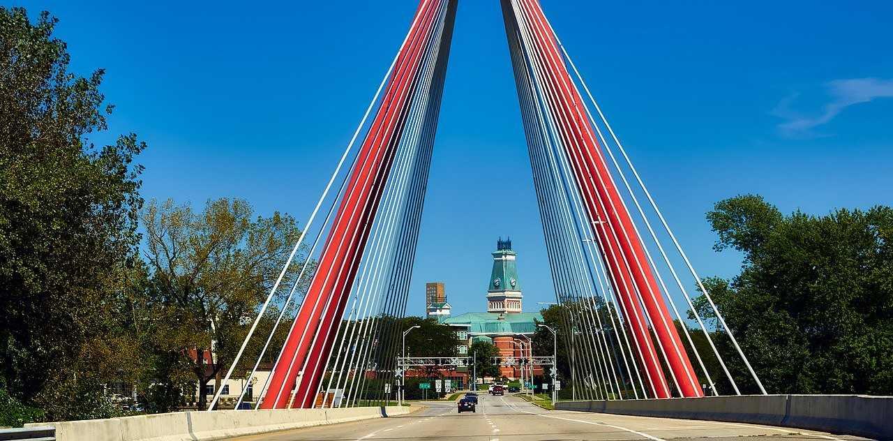 Stewart Bridge - Columbus, Indiana | Goodwill Car Donations