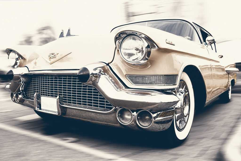 Beige Oldtimer Cadillac in Smyrna, Delaware   Goodwill Car Donations