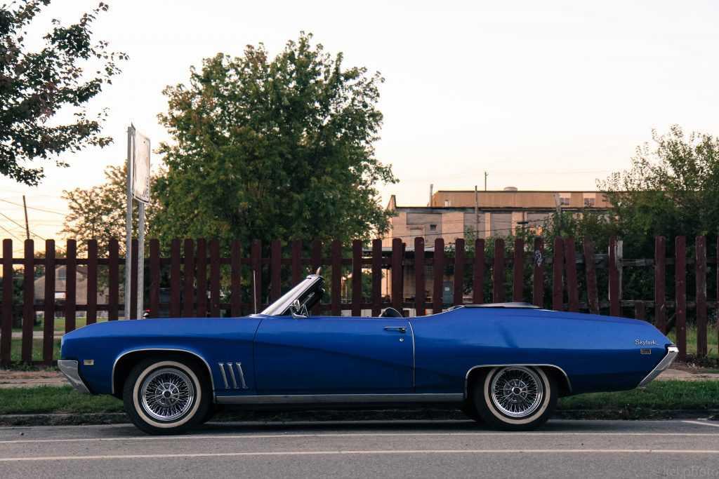 Blue Convertible in Smyrna, Delaware   Goodwill Car Donations