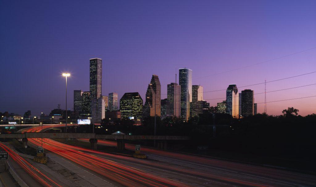 Houston Skyline | Goodwill Car Donations