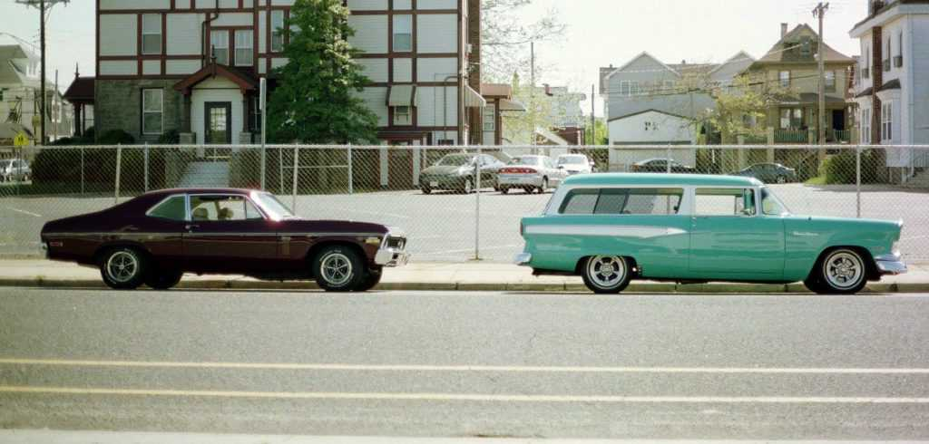 Old Vehicles Parked in Cherry Hill | Goodwill Car Donations