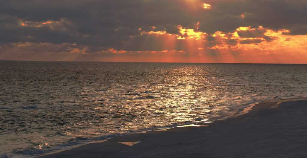 Sunset in Destin Florida | Goodwill Car Donations