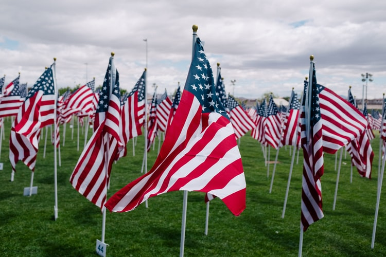 American Flags | Goodwill Car Donations