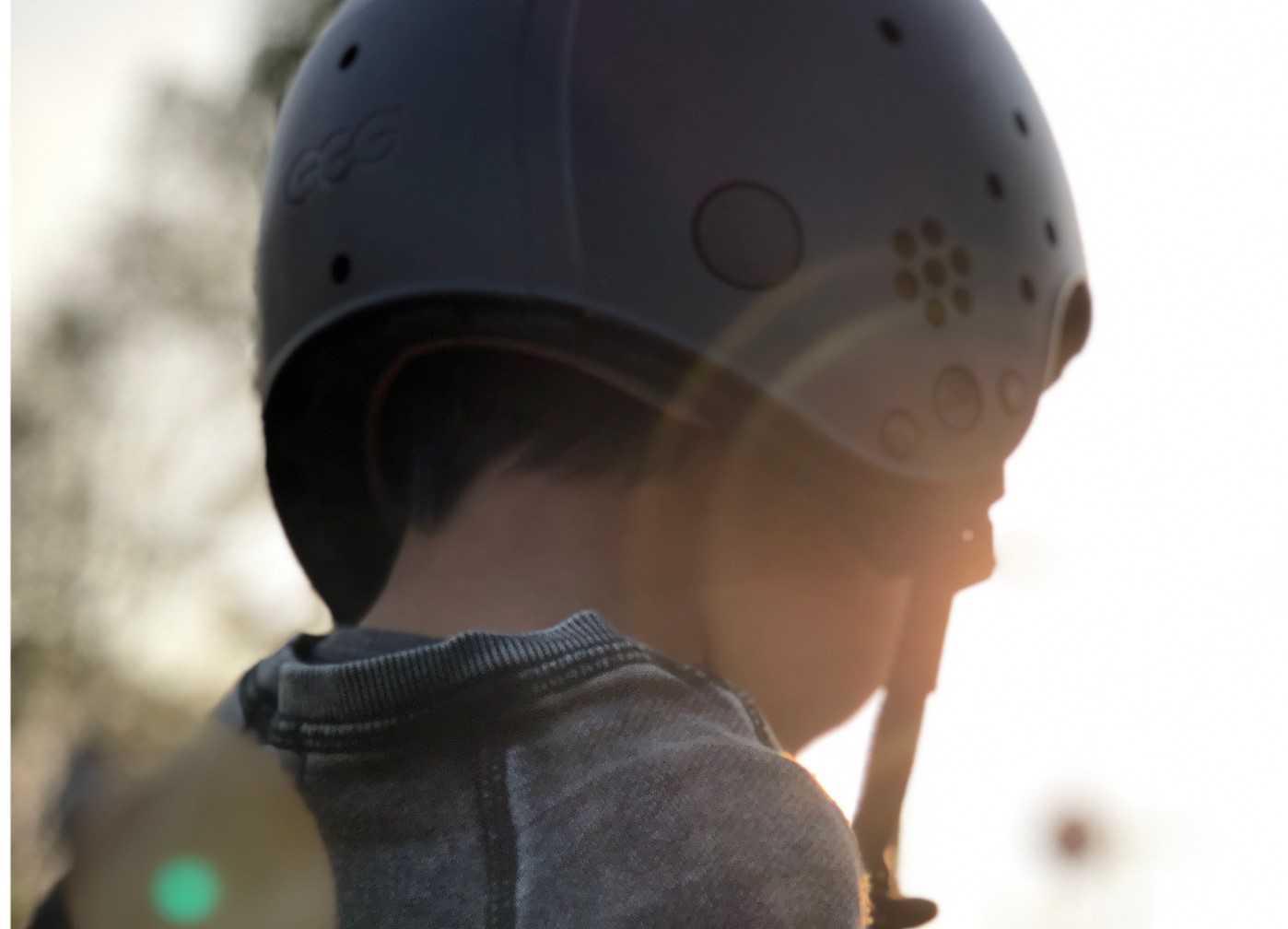 Kid Wearing Helmet | Goodwill Car Donations