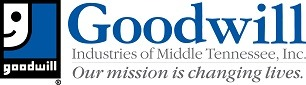 Goodwill Industries of Middle Tenessee, Inc. Logo | Goodwill Car Donations