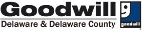 Goodwill Delaware & Delaware County Logo | Goodwill Car Donations